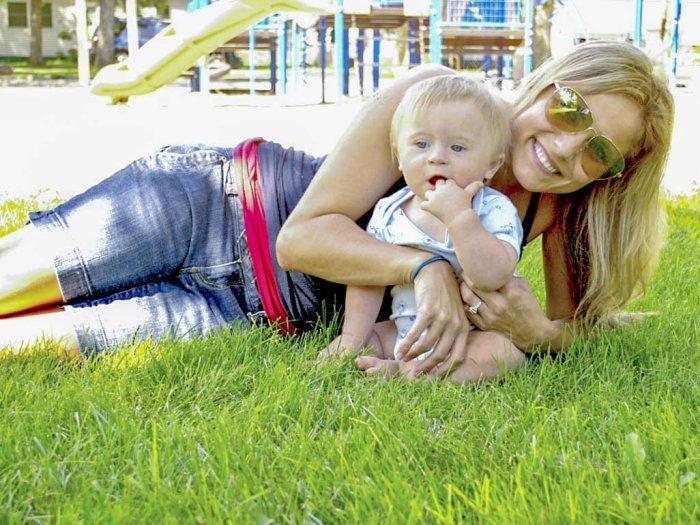 Вот каково было встретить моего ребенка с синдромом Дауна!