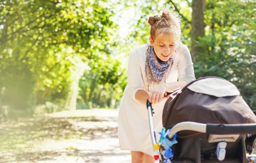 Когда я могу вывести моего ребенка на улицу?