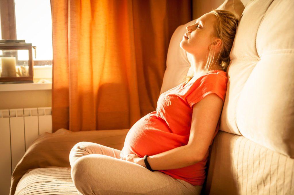 6 проблем с кожей во время беременности!
