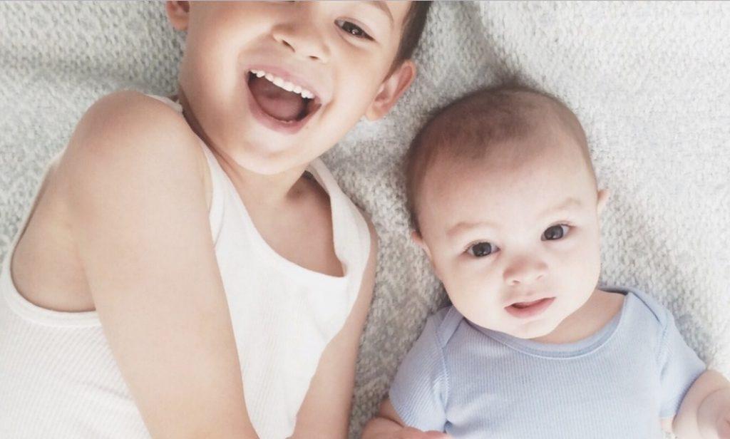 У меня есть ребенок, новорожденный малыш и новая доза маминой вины!