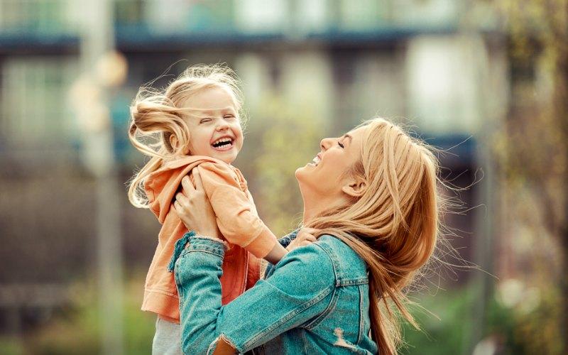Напоминание мамам: «Расслабься. Не стоит делать себя несчастной!