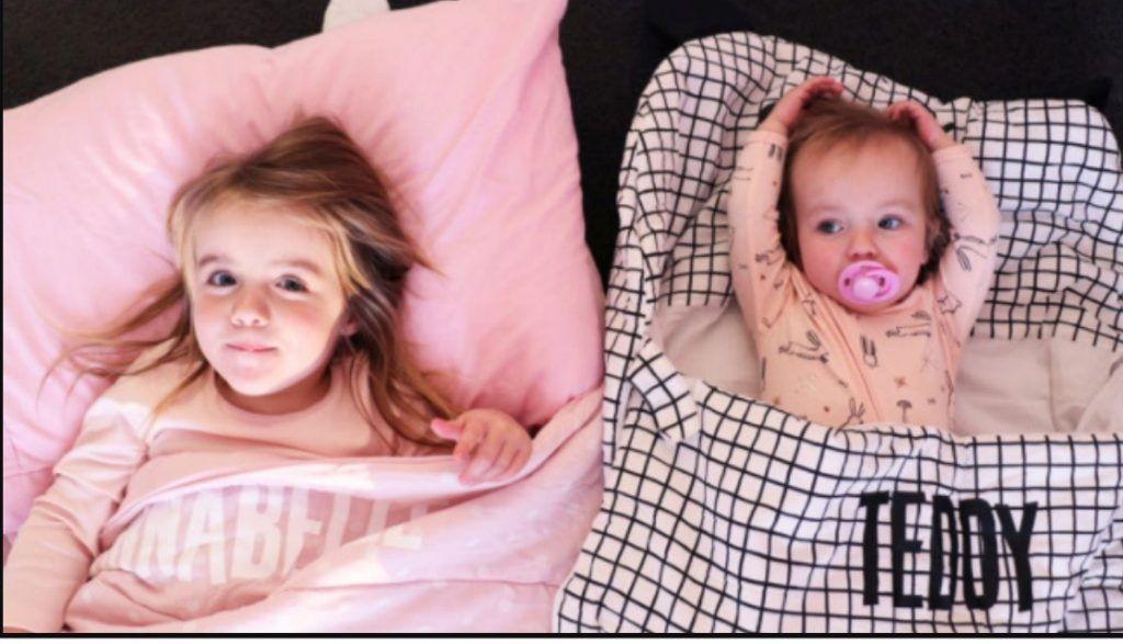Вот как выглядит ваша жизнь, когда ребенок не спит!