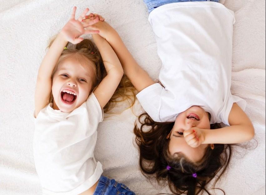 Это научно доказано: сестры помогают вам стать лучше!