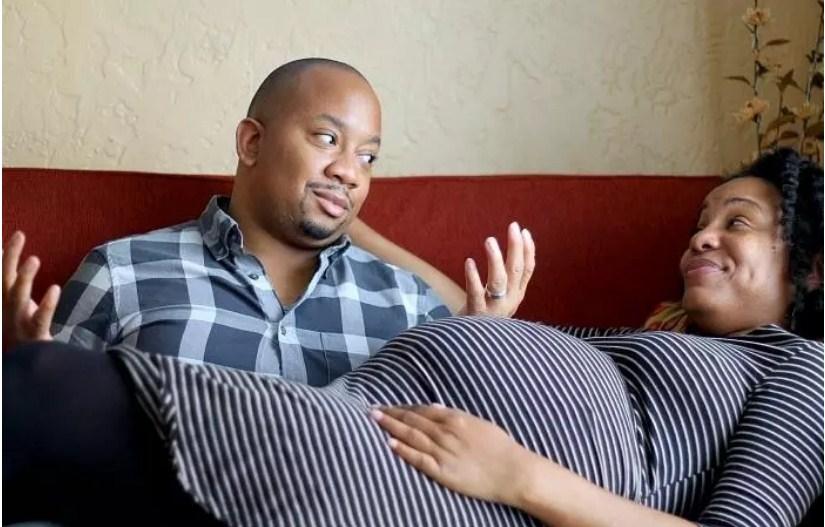 13 вещей, которые я делаю, чтобы раздражать мужа, пока я беременна!