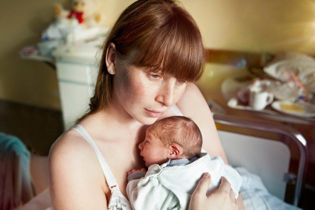 Прошло 6 недель с тех пор, как родился мой ребенок, и я до сих пор не «восстановилась»!