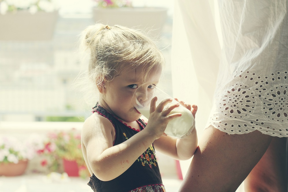 Получает ли ваш ребенок достаточно кальция?
