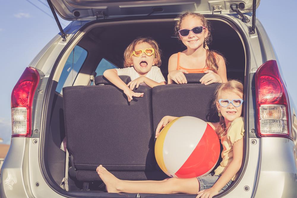 Мы отдыхаем с нашими детьми, потому что речь идет о воспоминаниях, а не о моментах!