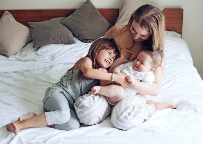 Когда я родила еще одного ребенка, я стала лучшей мамой!