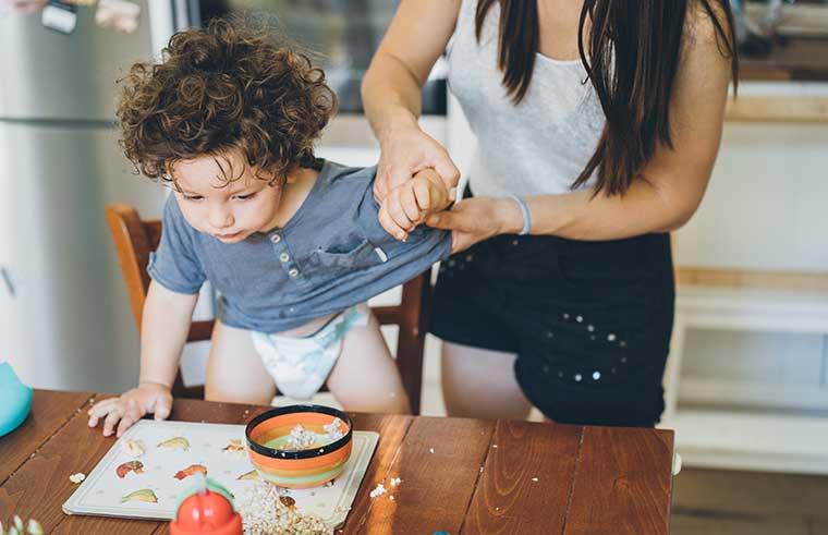 Как заставить вашего ребенка слушать вас с первого раза!