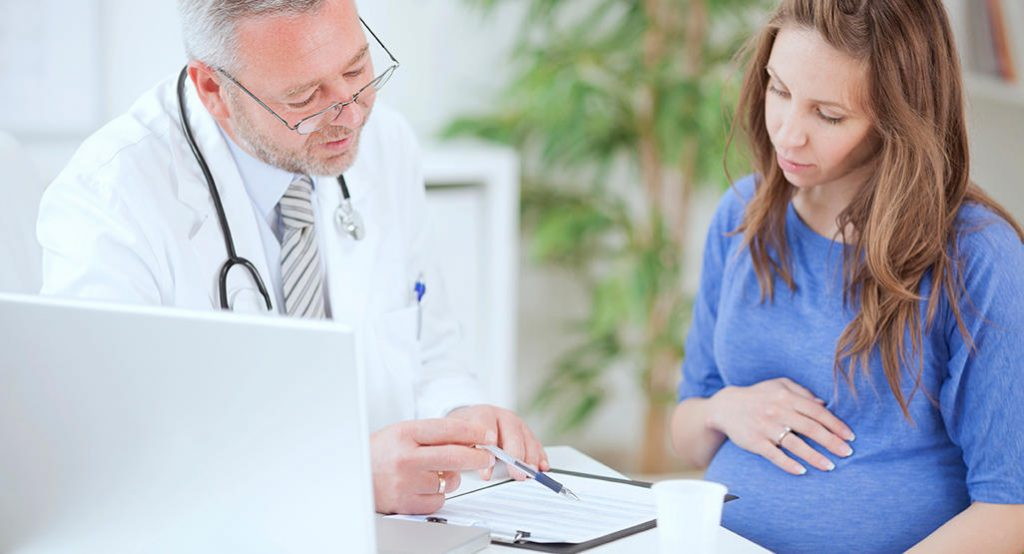 Каковы риски беременности, если мне 35 лет и старше?