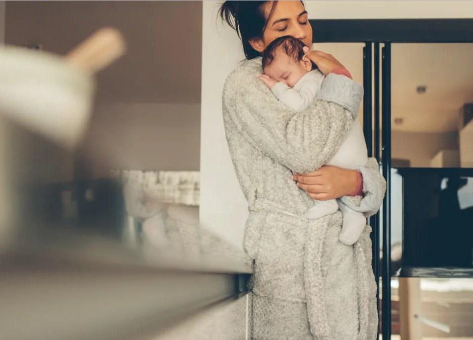 10 советов по сну на первые 6 месяцев жизни ребенка, чтобы вы могли немного отдохнуть!