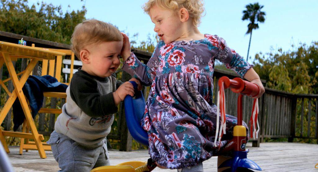 Детская агрессия, удары и укусы (в возрасте от 12 до 36 месяцев)!