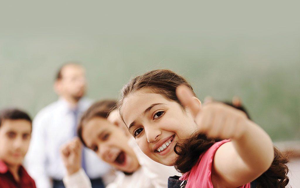 Учите вашего ребенка искусству счастья!