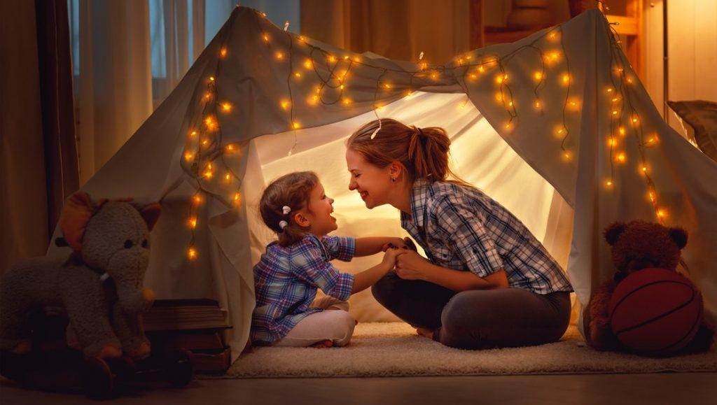 Аккуратные мамы тоже воспитывают счастливых детей!
