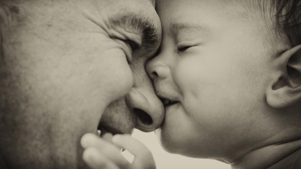 Это не «папина обязанность» – это отцовство!