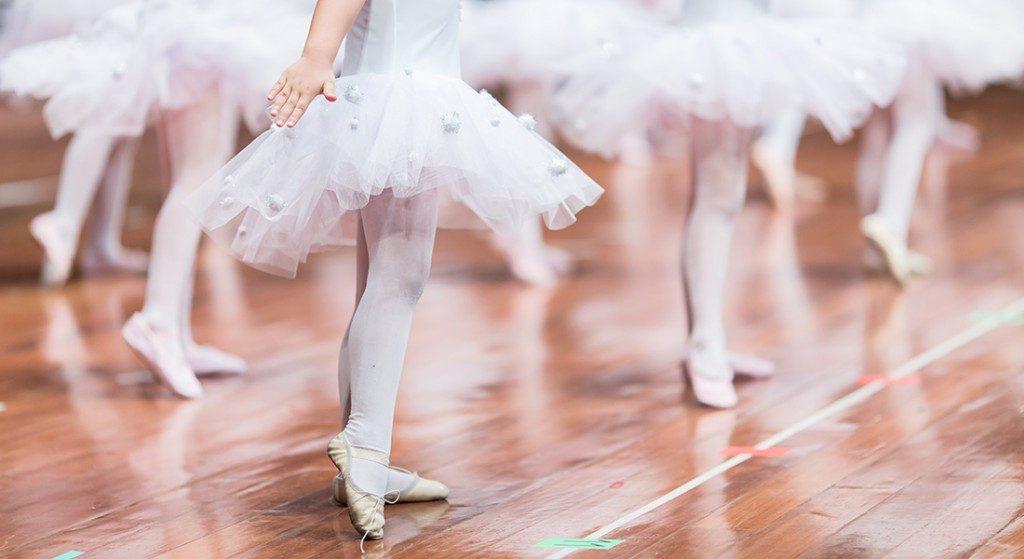 Мой сын занимается балетом, и нам это нравится!