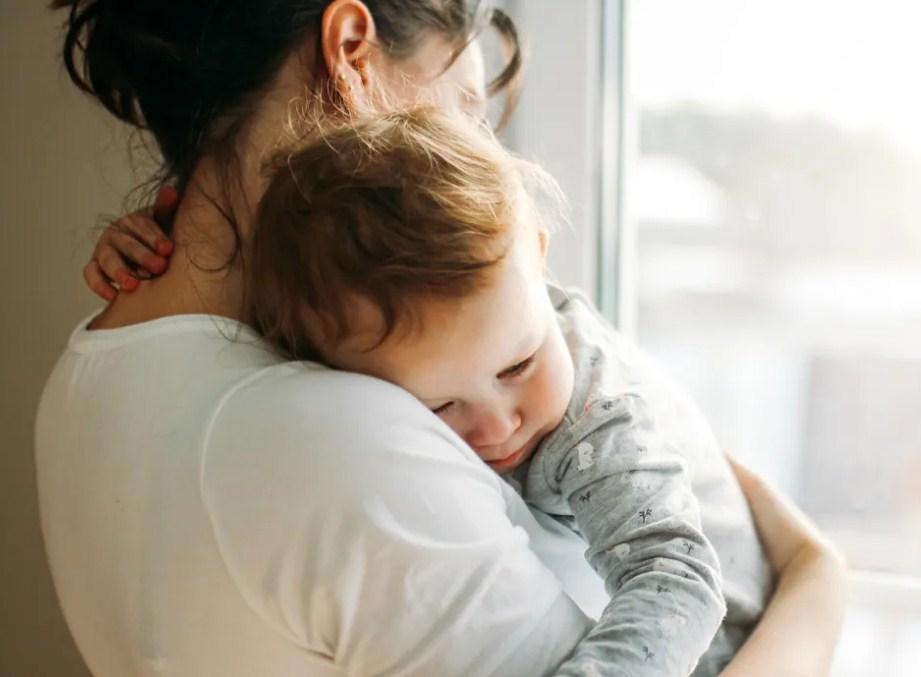 Записка измученной одинокой маме!