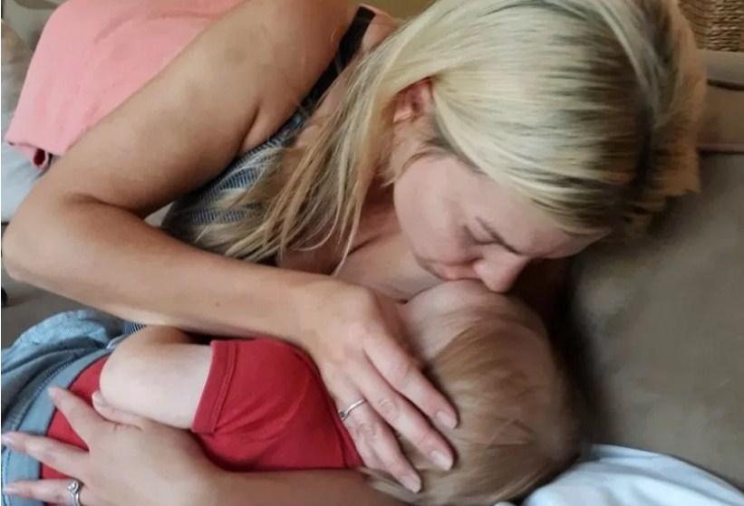 Отлучение от груди моего малыша: один шаг вперед и два шага назад!