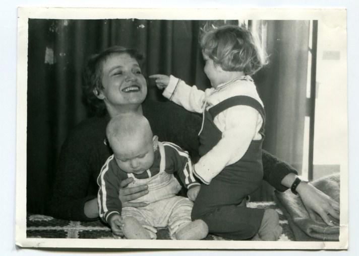 Дорогая мама, я не знала, как ты меня любишь, пока мои дети не забрали часть моего сердца!