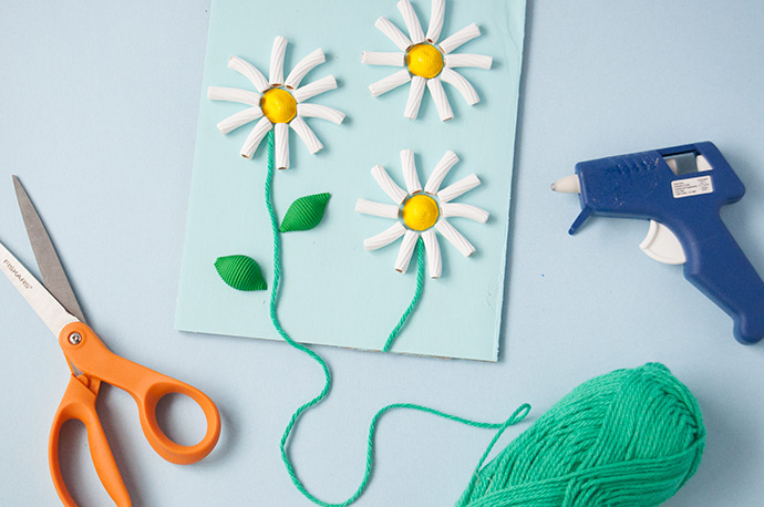 10 классных идей поделок из макарон для дошкольников
