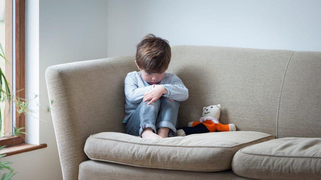 Учите детей контролировать гнев и разочарование