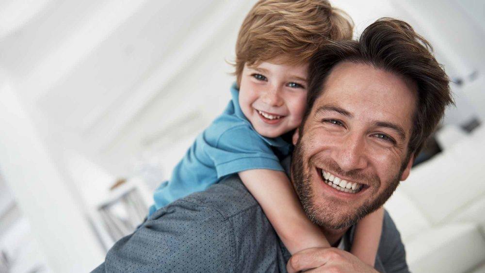 6 вещей, которые все мальчики должны слышать от своего отца