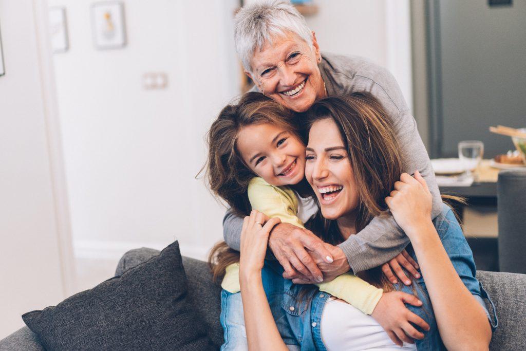 Всем бабушкам и дедушкам – без вас нам было бы очень трудно!